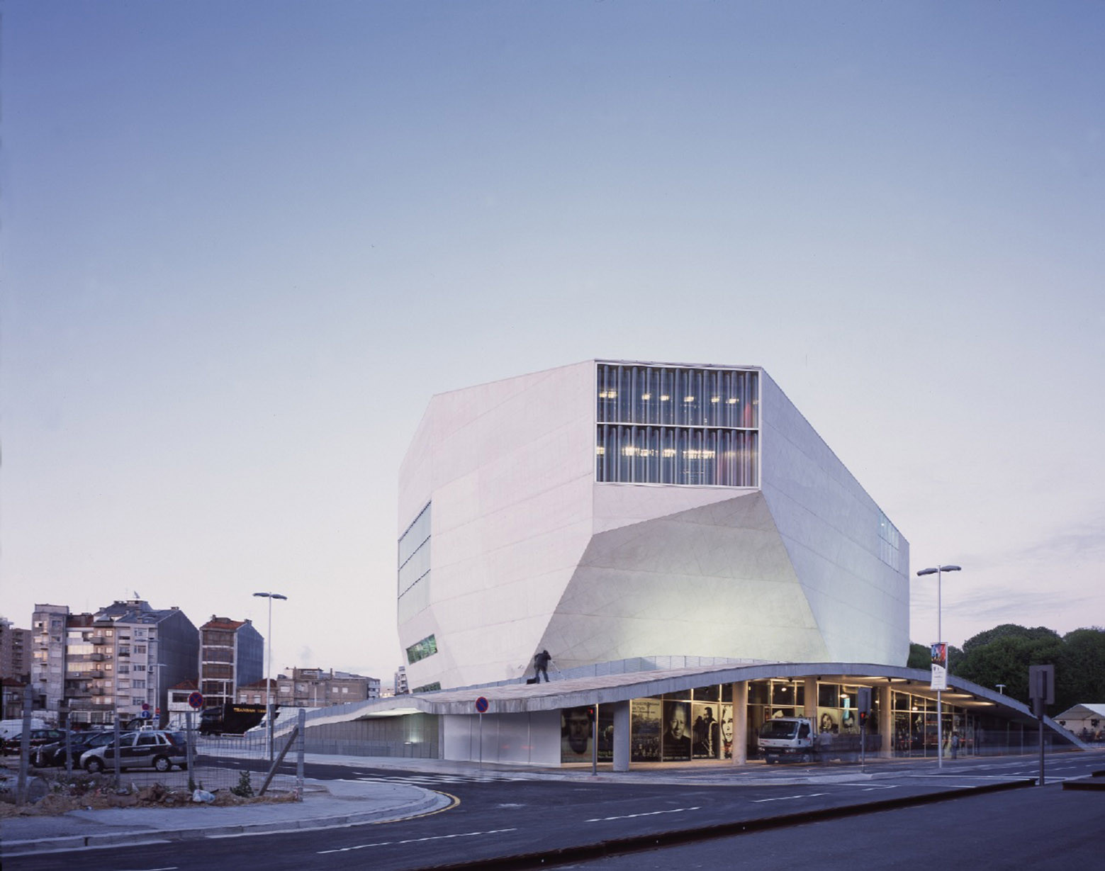 House of music in porto portugal allarchitecturedesigns for House of music
