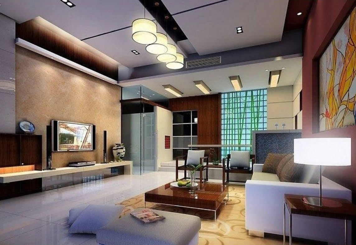 Living room lighting designs allarchitecturedesigns Wall light living room ideas