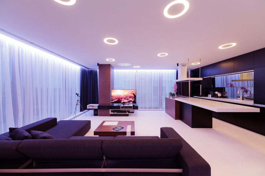 Living room lighting designs allarchitecturedesigns for Apartment lighting design