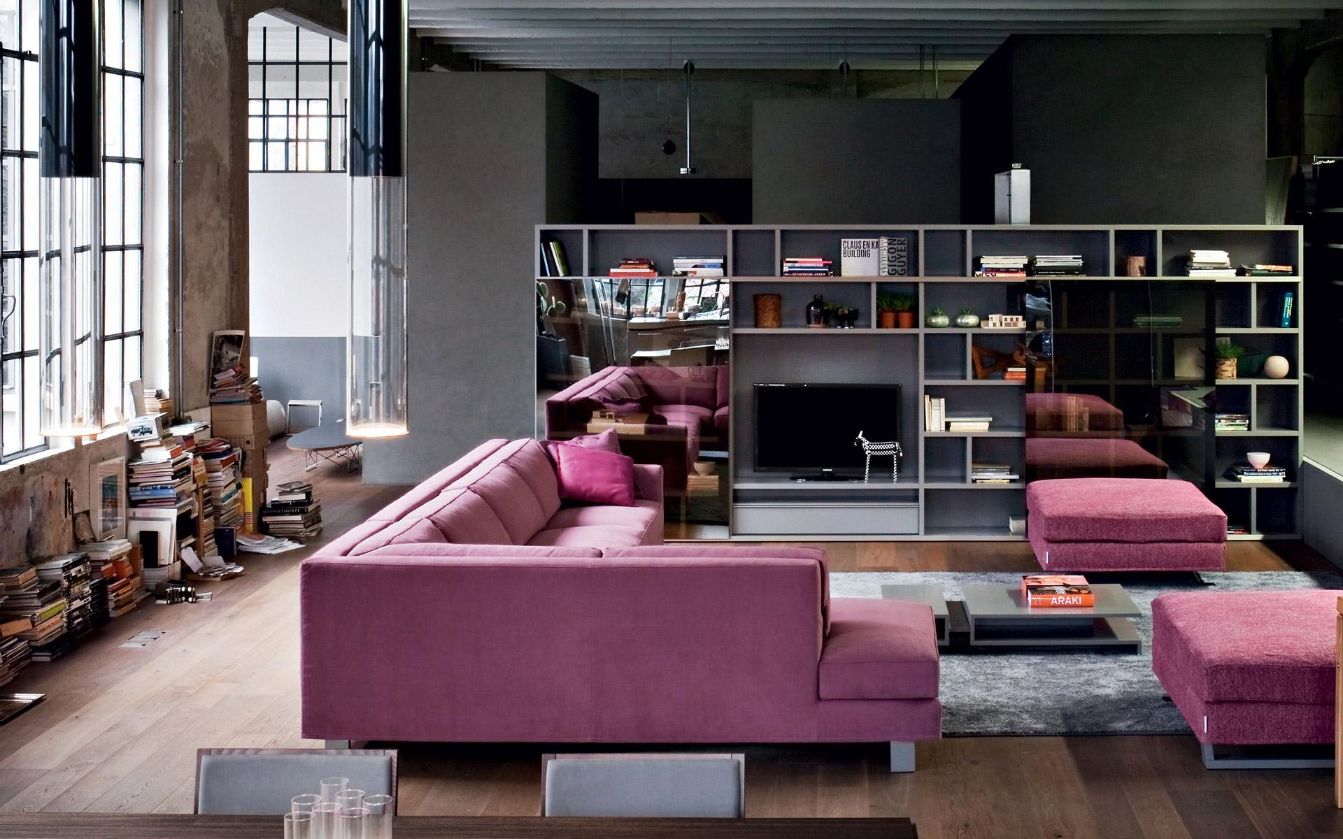 Living rooms with stunning TV solutions - All Architecture ...