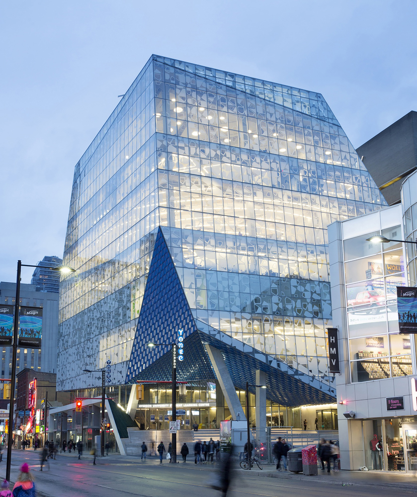 Ryerson Interior Design Building