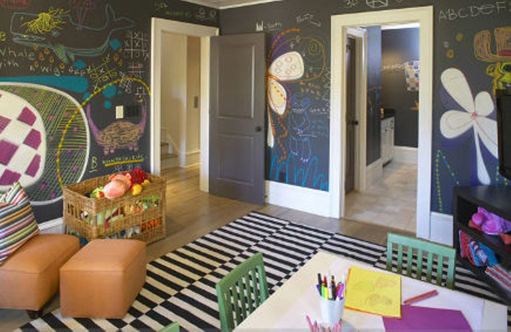 Breathtaking Chalkboard Bedroom Wall Gallery   Best Inspiration .