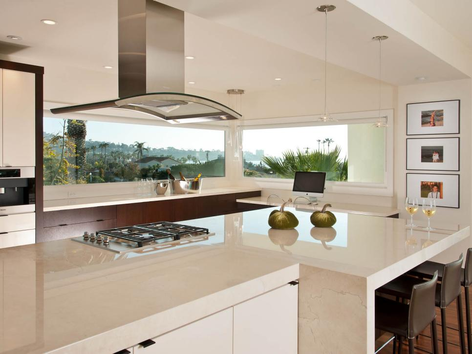 Kitchens with perfect view allarchitecturedesigns for Picture perfect kitchens