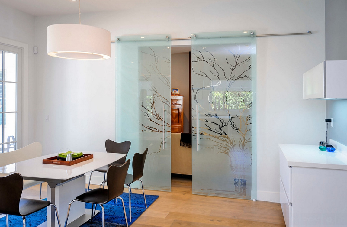 modern glass sliding doors – the art of fine living - all
