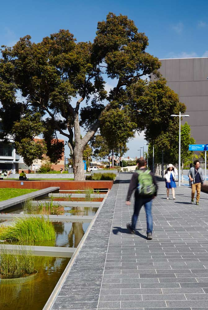 Landscape Architecture Can Be Used As A Key Tool In
