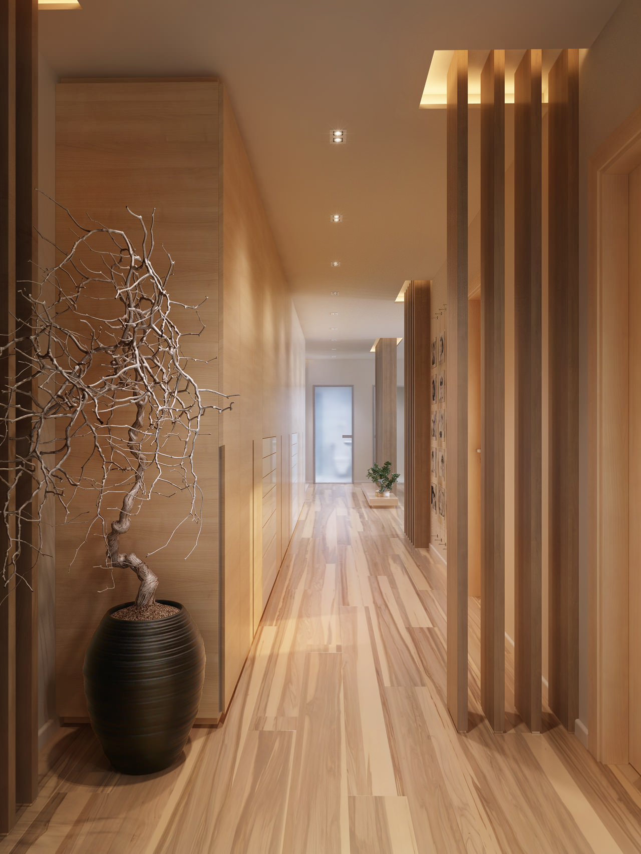 Different interesting corridors - AllArchitectureDesigns