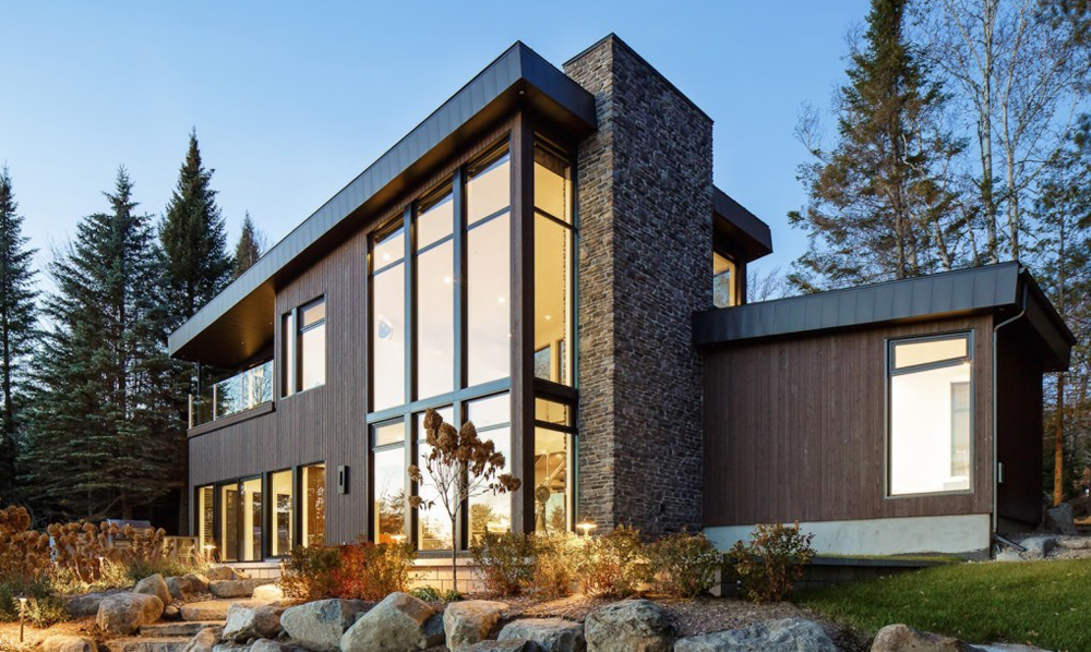 Luxurious net zero stanford home allarchitecturedesigns for Net zero home designs