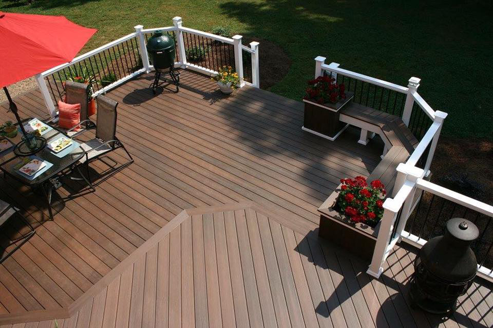 your patio furniture can transform your garden into a