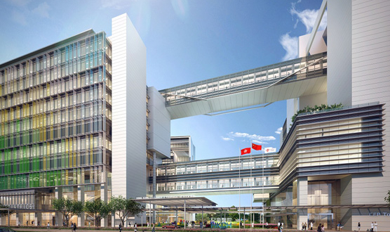 Hong Kong Children's Hospital 01
