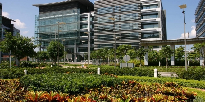 The Hong Kong Science Park 01