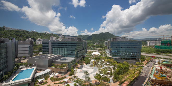 Hong Kong Science Park 02