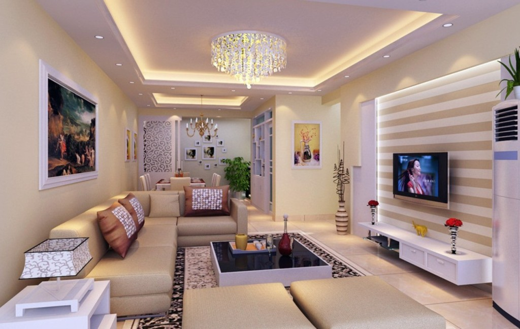 Living Room Lighting Designs